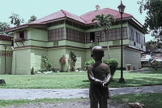 green house of rizal