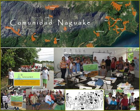 Comunidad  Naguake