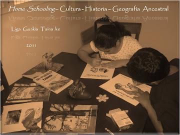 Enseñanza  en  el  Hogar  ~  Home  Schooling