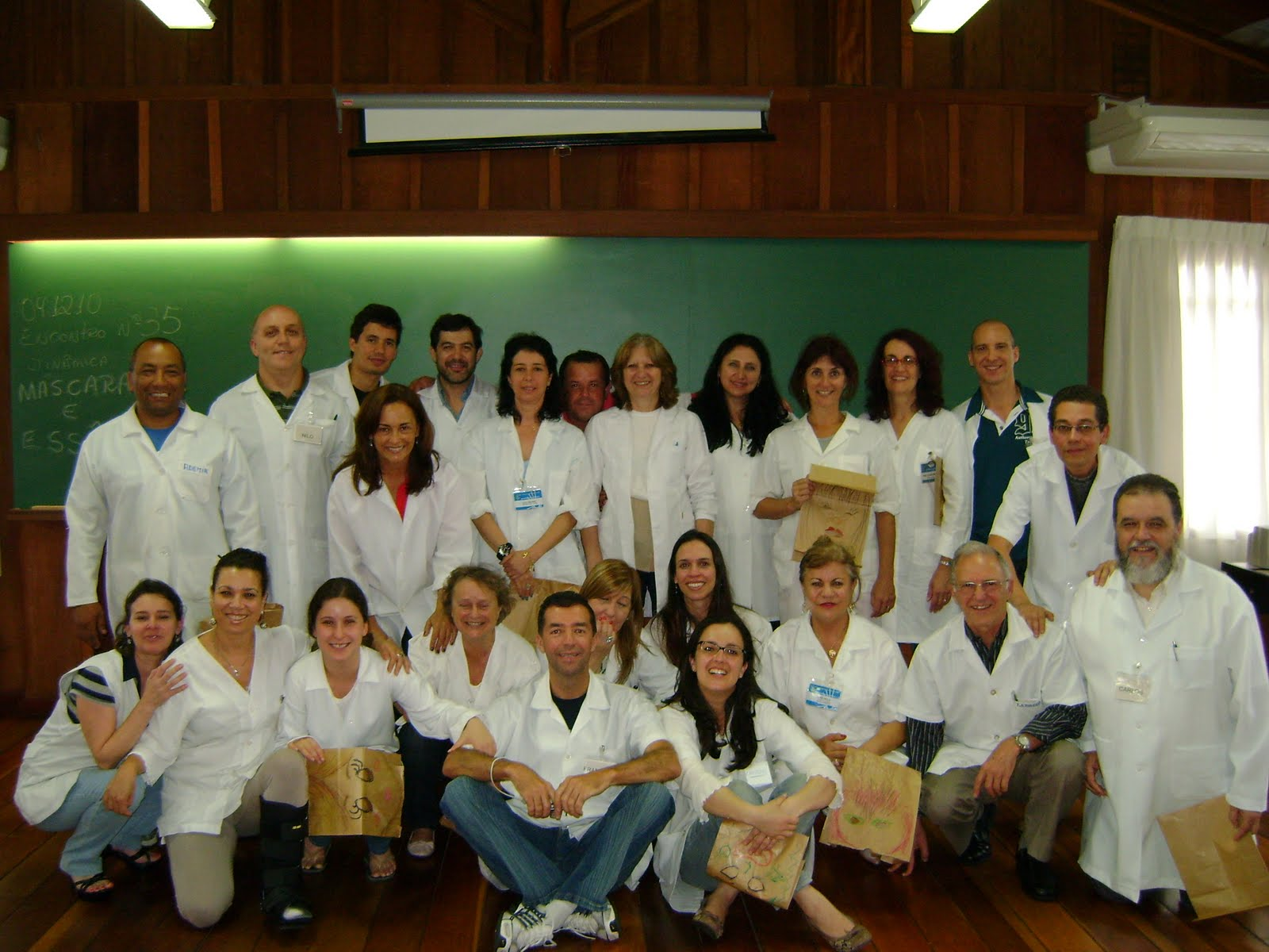 Turma do 20º CCM - 2010