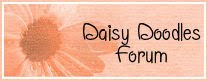 Daisy Doodles Forum