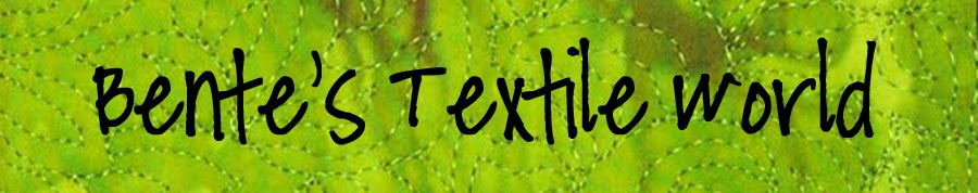 Bente&#39;s textile world