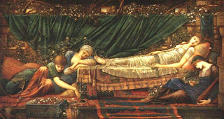 Sleeping Beauty by Edward Burne-Jones