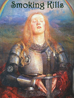 Joan of Arc by Anna Lousia Swynnerton