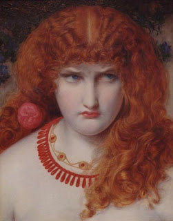 Helen of Troy by Anthony Frederick Augustus Sandys