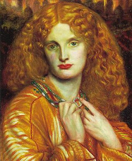 Helen of Troy by Dante Gabriel Rossetti