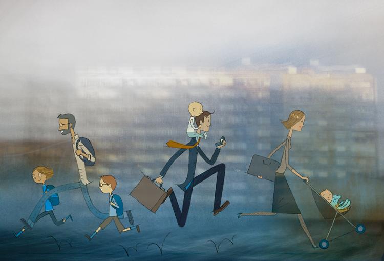 ilustración de Juan Berrio