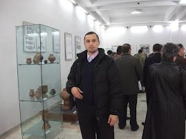 Aspect din Expoziţia permanentă a Muzeului Ştefan cel Mare din Vaslui