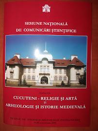 Programul Sesiunii Naţionale de Comunicări Ştiinţifice, Piatra Neamţ, 19-20 nov. 2010