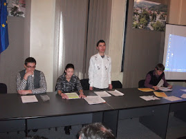 Aspecte de la comunicările elevilor, Muzeul de Istorie şi Arheologie, 24.I.2011