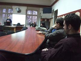 Aspecte din cadrul şedinţei CHGS din 8 februarie 2011...