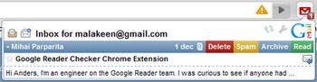 google mail su chrome
