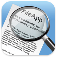 how to open odt file on ipad