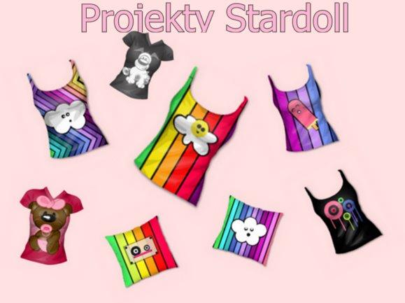 Projekty Stardoll