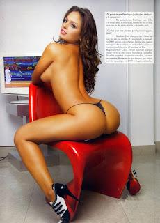 Sandra Martinez Octubre Urbe Bikini 2008