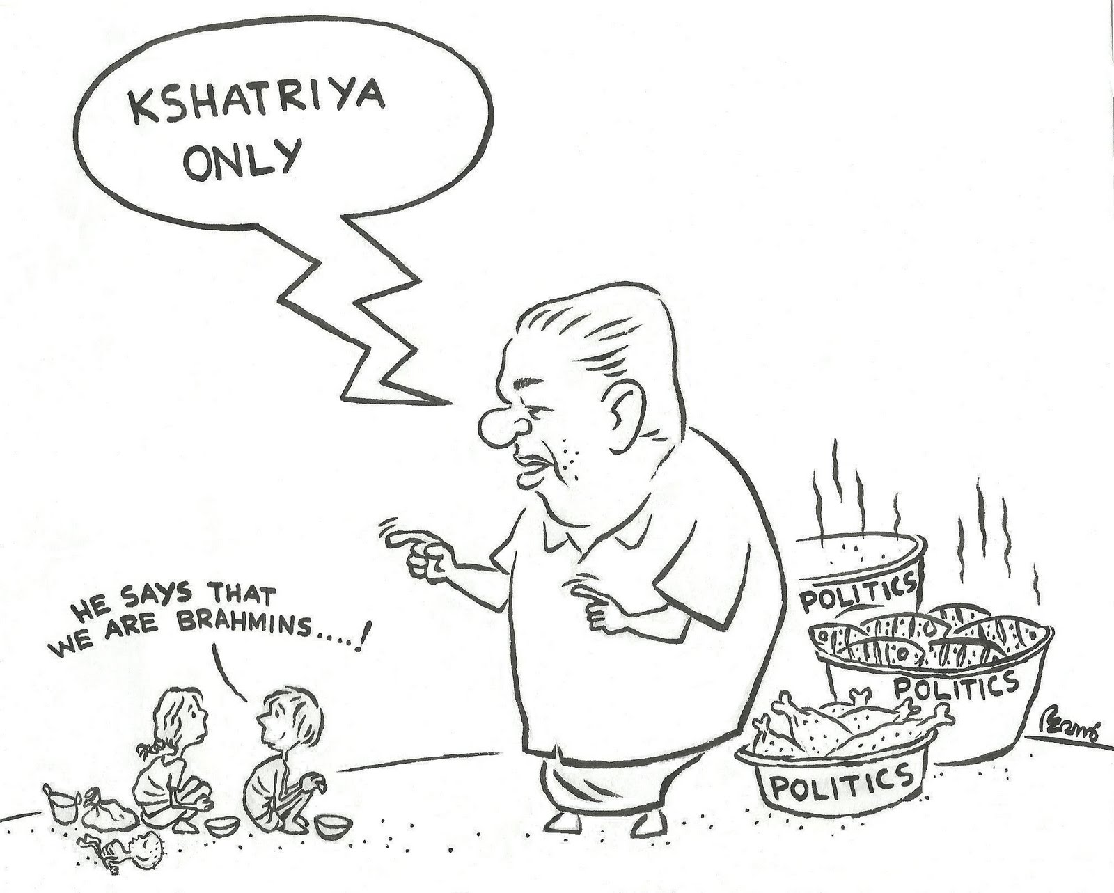 cartoonist bhuvanan