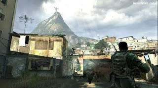 call of duty, modern warfare 2, rio de janeiro, game, fsp