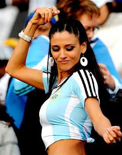 gatas, torcedora, copa 2010, torcida feminina, argentina, mulheres gostosas, sensual