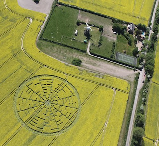 mystery of the world crop circle wilton windmill