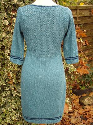 strikket kjole hendes verden