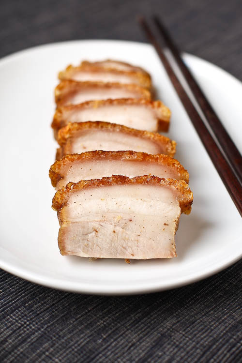 ASK CHEF BILL: CRISPY PORK BELLY - DON'T BE AFRAID, GIVE ...