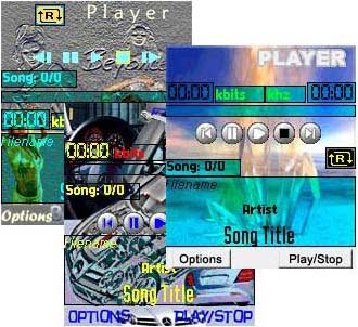 Symbian MP3-player
