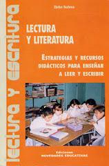Pedagogía. Lectura y literatura