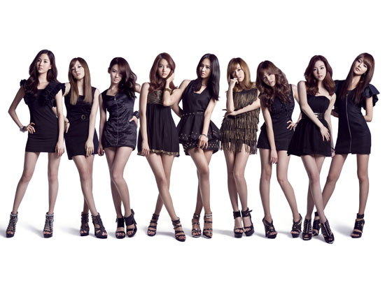 Girls' Generation is one of South Korea's top female pop groups ...