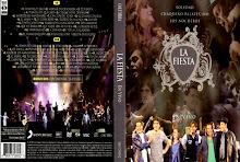 CARATULA DEL DISCO Y EL DVD