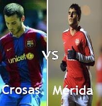 Marc Crosas vs Fran Mérida
