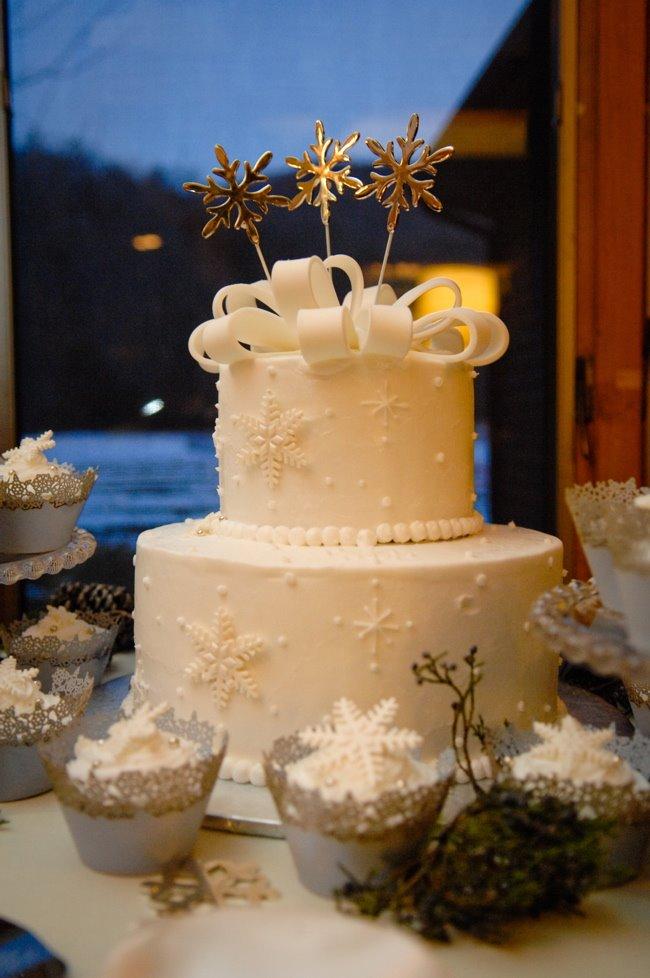 [Snowflake+Cake]