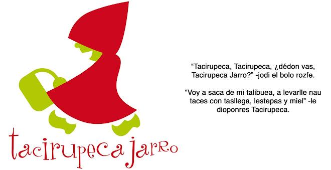 Tacirupeca Jarro · Manualidades