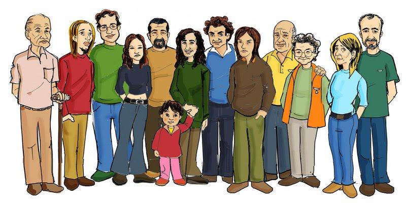 FAMILIA AMPLIADA