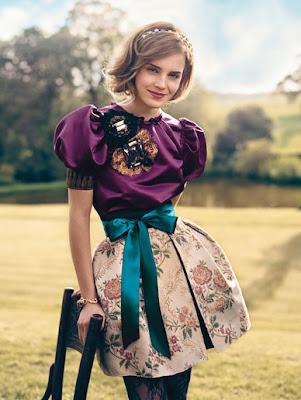 Emma Watson Italian Vogue Pictures. emma watson vogue italia.