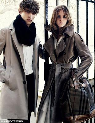 Emma Watson Italian Vogue. Vogue Italia/Sept. 2008