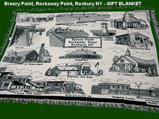 Breezy Point Blanket!