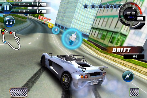 asphalt 2 urban gt n-gage version on nokia 6630 full