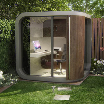 low cost, green office, reclycled materials, green design