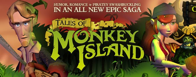 Скриншот tales of monkey island complete pack