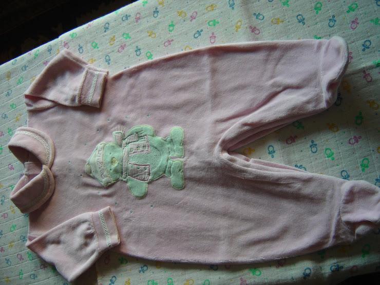 babygrow 2,50eur, 3/6meses