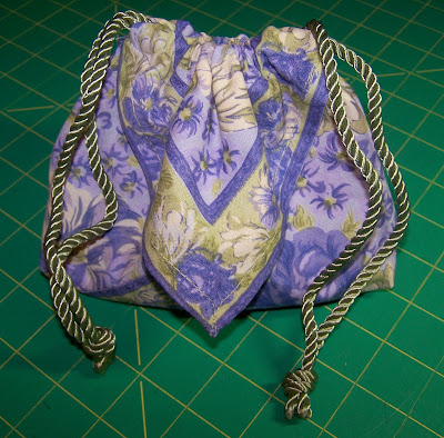 napkin pouch tutorial, sewing patterns