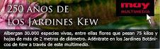 2009: 250 ANIVERSARIO DE LOS JARDINES KEW