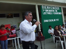 Mtro. Saúl Viveros Valera Jefe de Sector