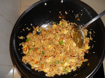 Famous muar pore otak fried rice no surplus this is what it looks like still in the work go ahead click to get a closer look looks like ordinary fried rice you say wait till you taste it ccuart Gallery