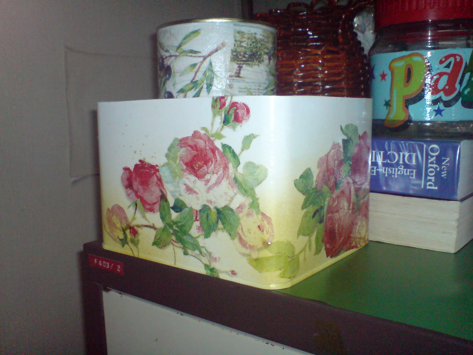 Paper Napkin Malaysia Decoupage with English Roses paper napkin