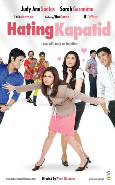Hating Kapatid movie poster