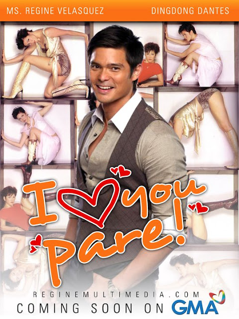 I Heart You Pare official poster