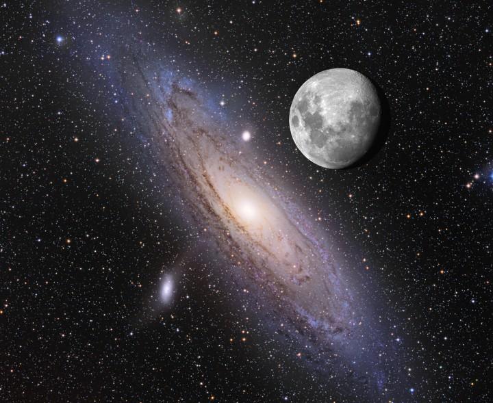 Времен загадочный мир планет и звезд