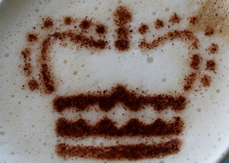 Royal Latte
