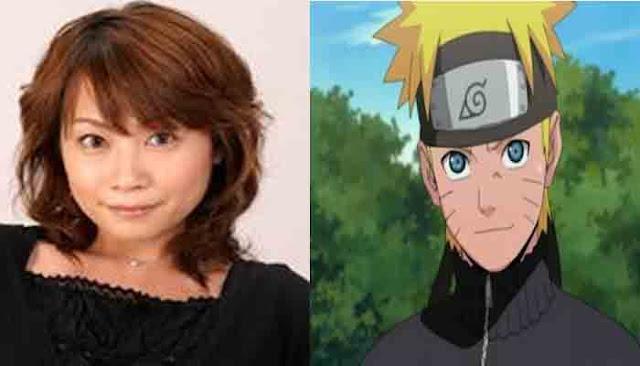 Junko Takeuchi - Naruto Uzumaki